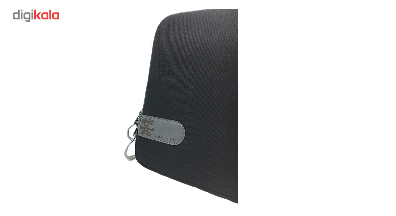 کاور کرامپلر مدل The Grip CR15 طرح Dat مناسب برای مک بوک 13 اینچی