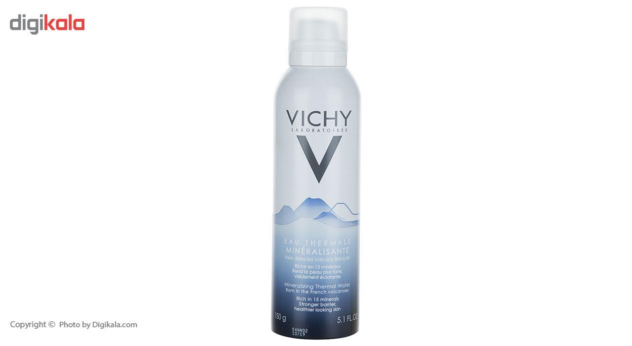 اسپری آب ویشی مدل Eau Thermale مقدار 150 گرم  Vichy Eau Thermale Water Spray 150g