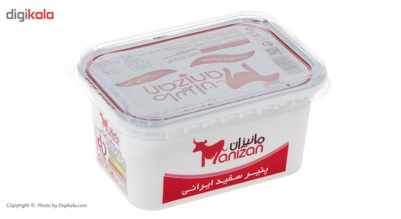 پنیر سفید تازه مانیزان مقدار 400 گرم main 1 3