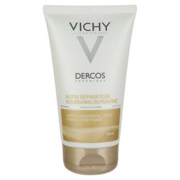 کرم ترمیم کننده و تغذیه کننده مو ویشی سری Dercos حجم 150 میلی لیتر