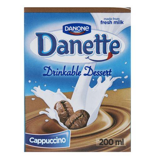 دسر نوشیدنی کاپوچینو دنت حجم 0.2 لیتر