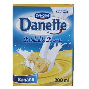 دسر نوشیدنی موز دنت حجم 0.2 لیتر