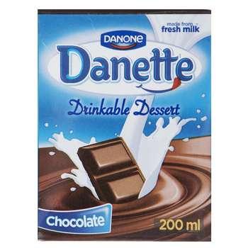 دسر نوشیدنی شکلات دنت حجم 0.2 لیتر