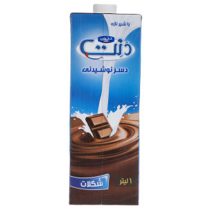 دسر نوشیدنی شکلات دنت حجم 1 لیتر
