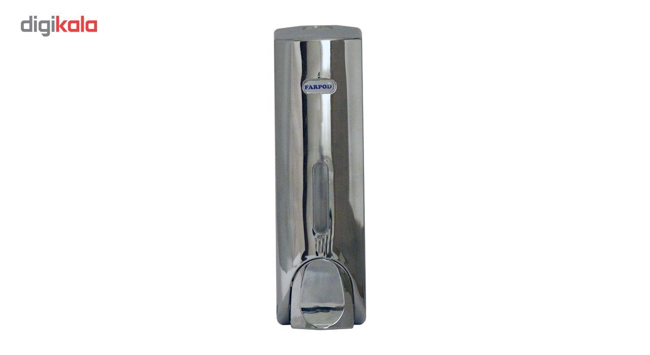 پمپ مایع دستشویی فرپود مدل نسترن main 1 3