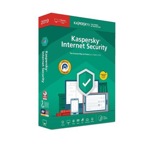 نرم افزار امنیتی کسپرسکی 2019 یک کاربره یکساله برای ویندوز