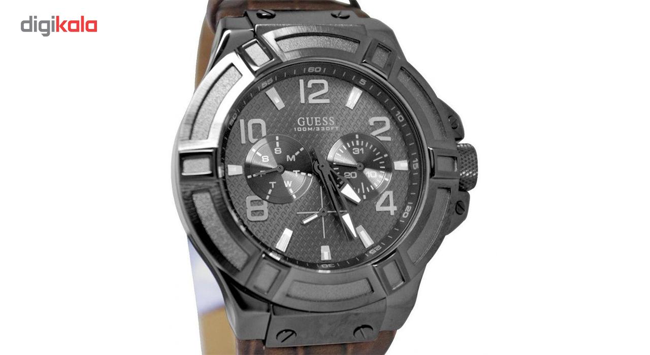 ساعت مچی عقربه ای مردانه گس مدل W0040G2