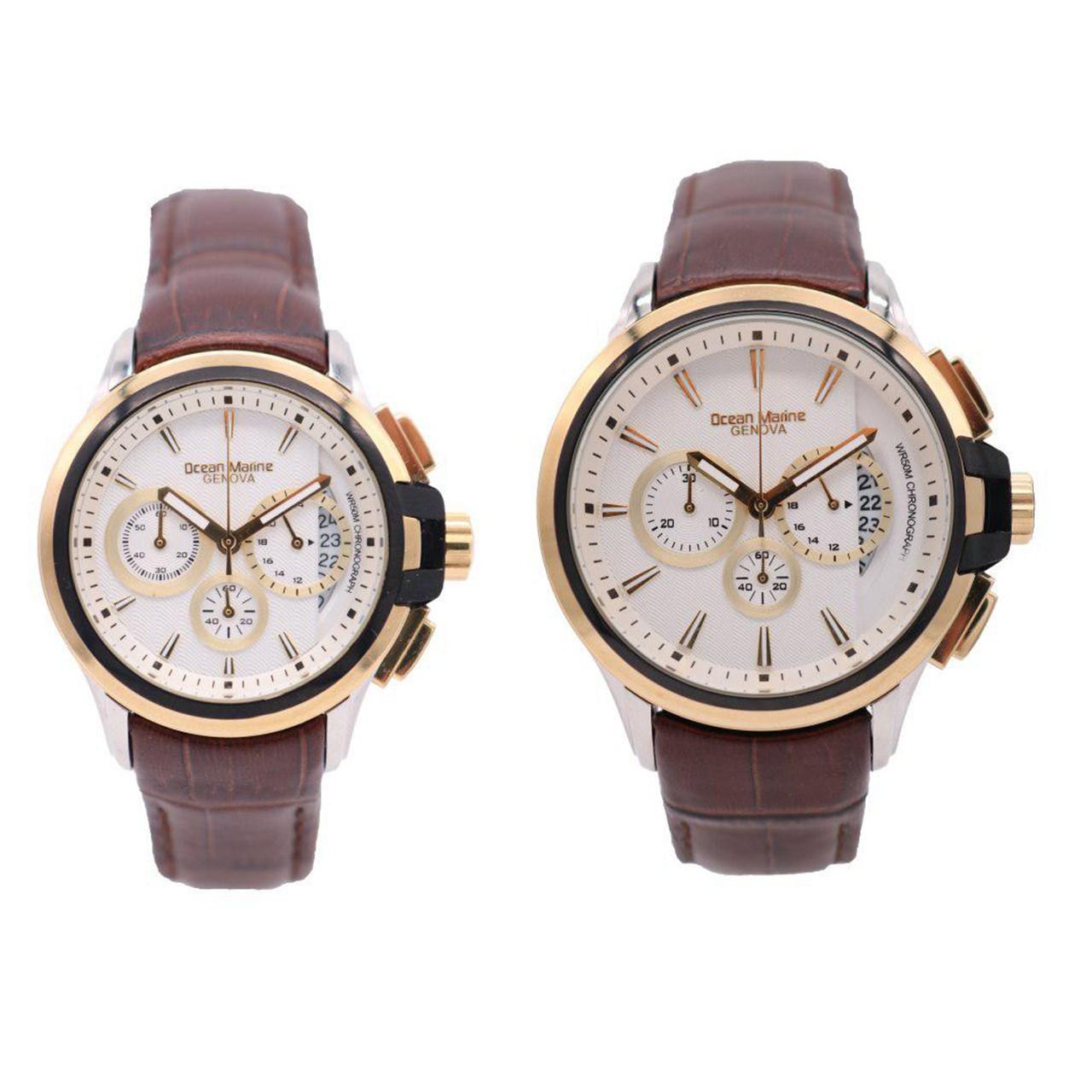 ساعت ست مردانه و زنانه اوشن مارین مدل Z-318Ga5 و Z-318La5 54