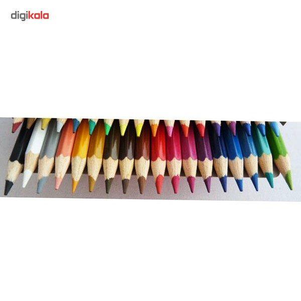 مداد رنگی 24 رنگ فابر-کاستل مدل Classic main 1 2