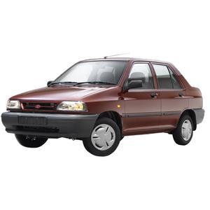 گواهی موقت پیش پرداخت خرید اقساطی خودروی سایپا پراید 131 دنده ای سال 1396