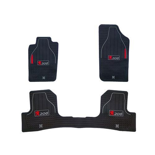 کفپوش ژله ای خودرو مناسب برای پژو 206
