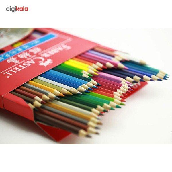 مداد رنگی 24 رنگ فابر-کاستل مدل Classic main 1 3