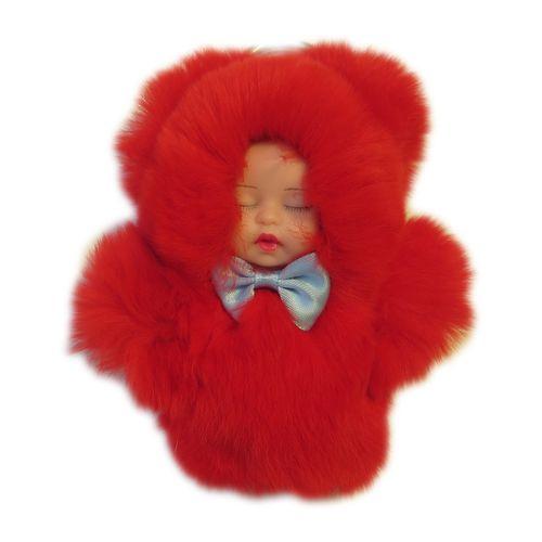 آویز - جاسوییچی - عروسک مدل نوزاد خوابالو