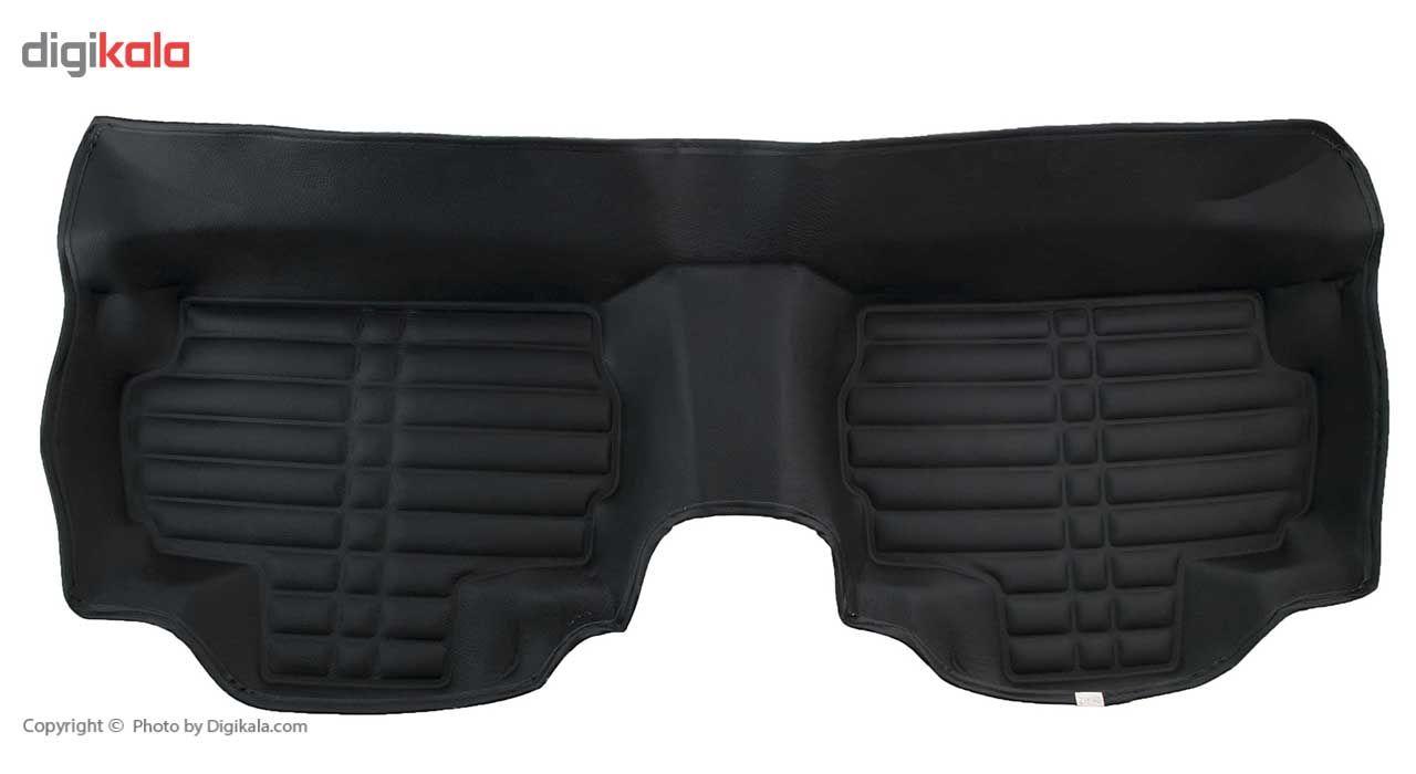 کفپوش سه بعدی خودرو پانیذ مدل 044 مناسب برای ام وی ام 315 thumb 2 4