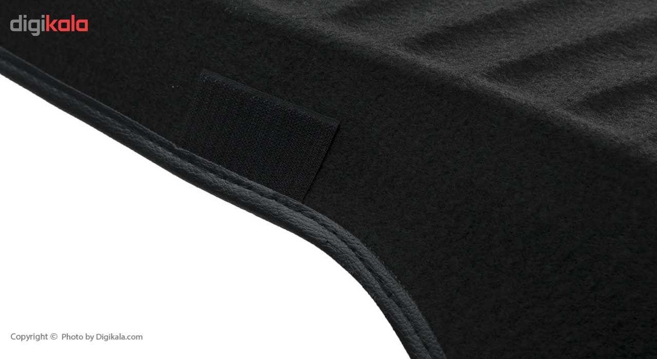 کفپوش سه بعدی خودرو پانیذ مدل 044 مناسب برای ام وی ام 315 thumb 2 6