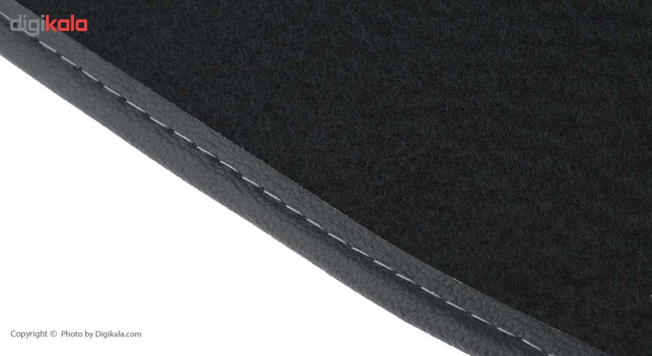 کفپوش سه بعدی خودرو پانیذ مدل 046 مناسب برای جک اس 3