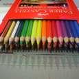 مداد رنگی 24 رنگ فابر-کاستل مدل Classic thumb 4