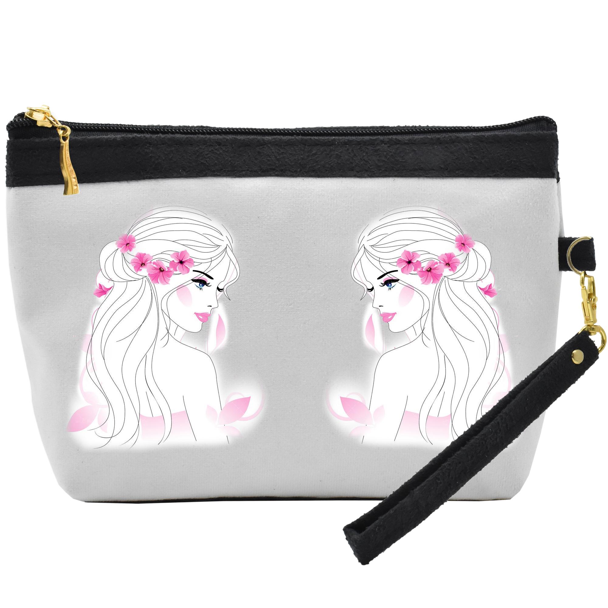 قیمت کیف لوازم آرایشی آکو مدلKA07