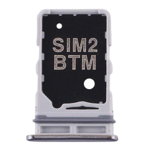 خشاب سیم کارت مدل A805-Sil مناسب برای گوشی موبایل سامسونگ Galaxy A80 Dual