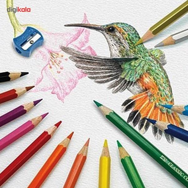 مداد رنگی 24 رنگ فابر-کاستل مدل Classic main 1 6