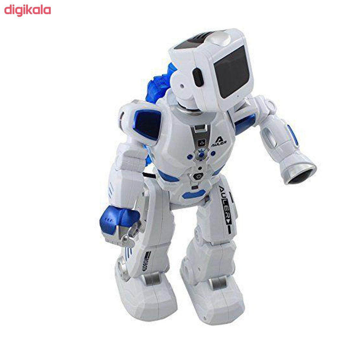 اسباب بازی ربات مدل آب پاش کد k4 main 1 1