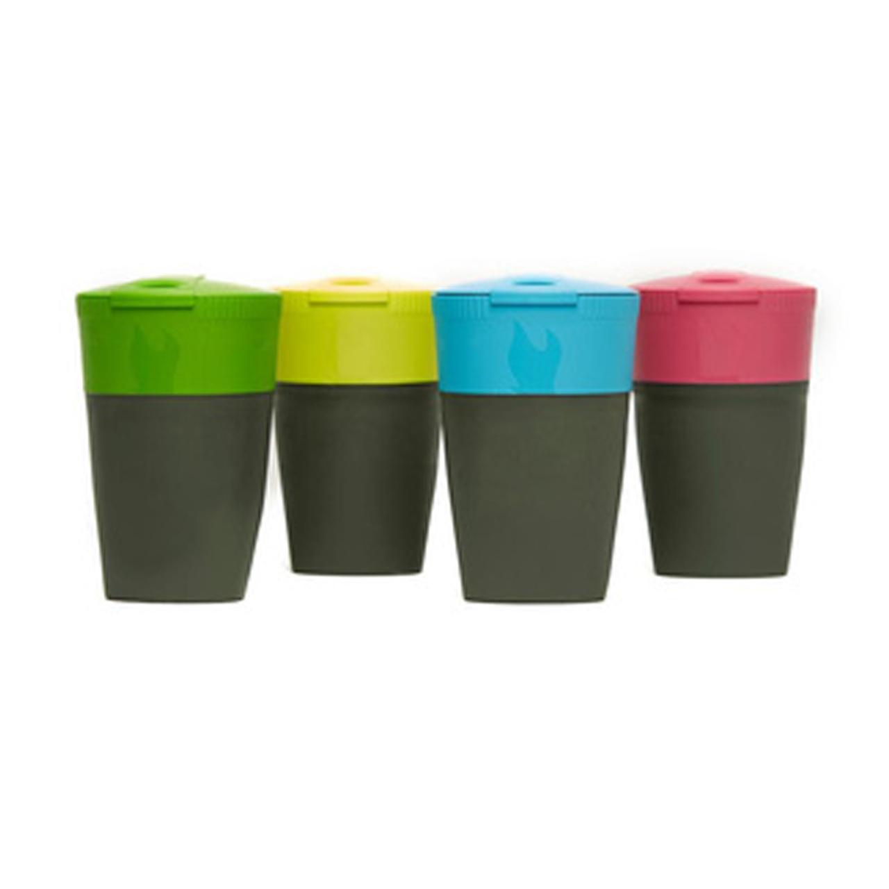 لیوان لایت مای فایر مدل Pack-up-Cup بسته 4 عددی
