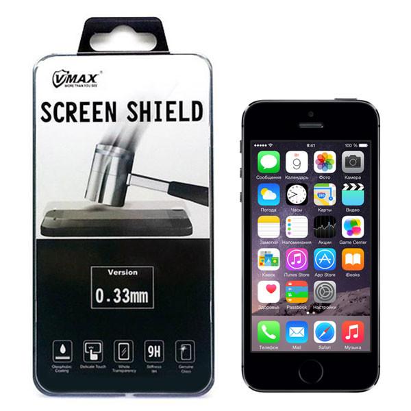 محافظ صفحه نمایش شیشه ای ویمکس مناسب برای گوشی موبایل آیفون iPhone SE/5/5s