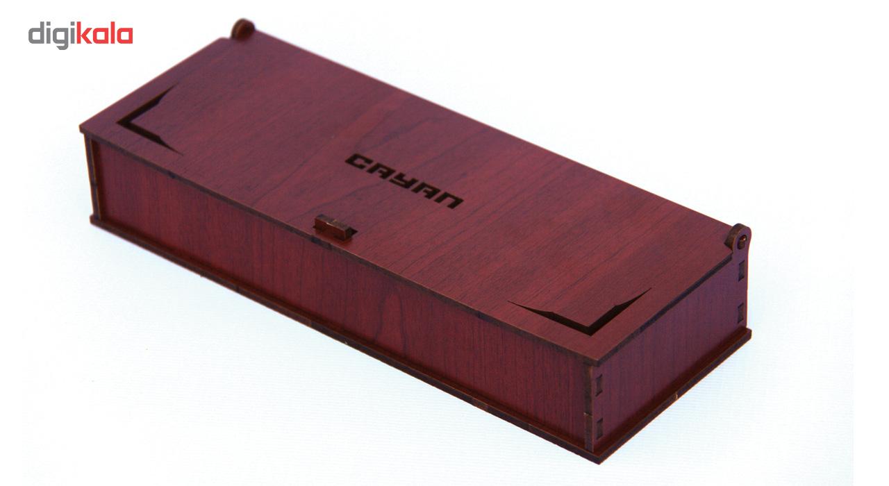 جعبه لوازم آرایش سایان هوم مدل J01