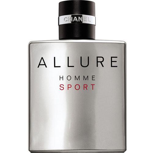 ادو تویلت مردانه شانل مدل Allure Homme Sport حجم 100 میلی لیتر