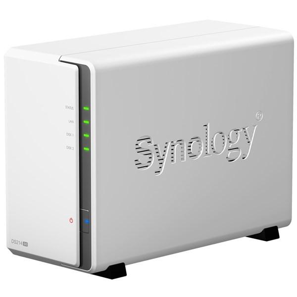 ذخیره ساز تحت شبکه 2Bay سینولوژی مدل دیسک استیشن DS214se