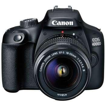 دوربین دیجیتال کانن مدل EOS 4000D به همراه لنز 18-55 میلی متر DC III