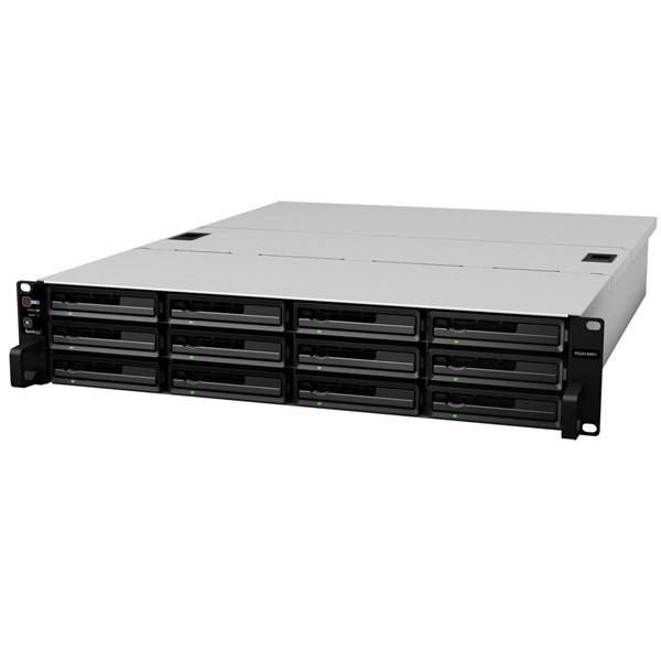 ذخیره ساز تحت شبکه 12Bay سینولوژی مدل رک استیشن +RS2414