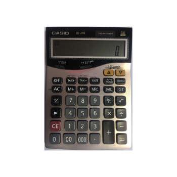 تصویر ماشین حساب کاسیو مدل DJ-240(اصلی)