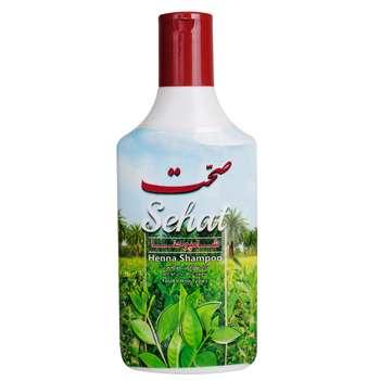 شامپو گیاهی صحت مدل Henna مقدار 300 گرم