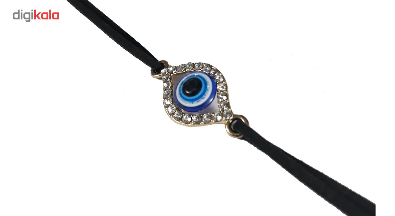 دستبند چشم نظر کالای برتر مدل Fashion jewelry