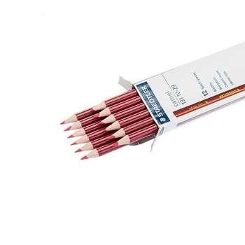 مداد قرمز استدلر مدل Camel بسته 12 عددی
