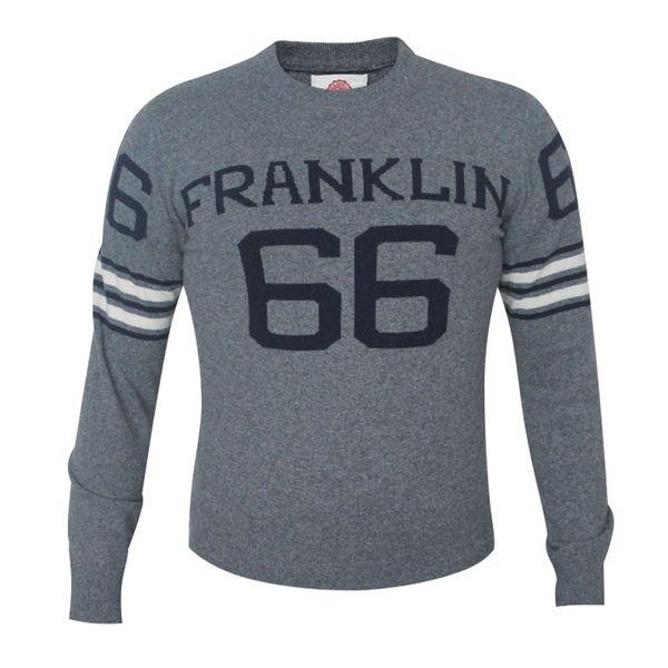 پلیور مردانه فرانکلین مارشال مدل Neck Long کد 062G