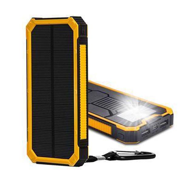 شارژر همراه خورشیدی بیلیتانگ مدل SPB01 ظرفیت 10000 میلی آمپر ساعت