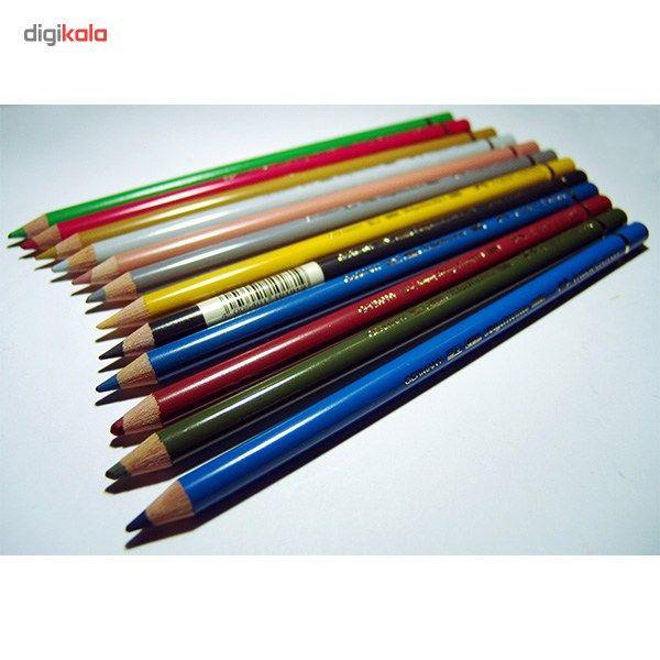 مداد رنگی 60 رنگ فابر-کاستل مدل Polychromos main 1 6