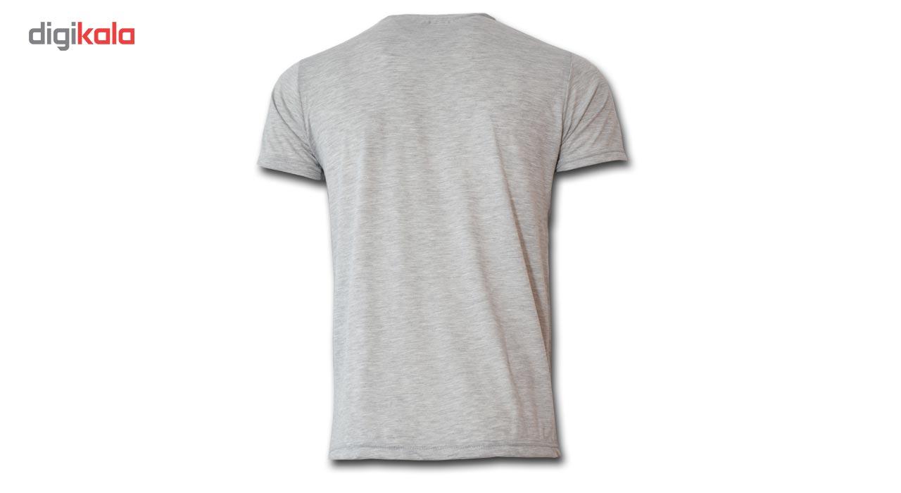 تی شرت مردانه طرح یوونتوس کد 05A1