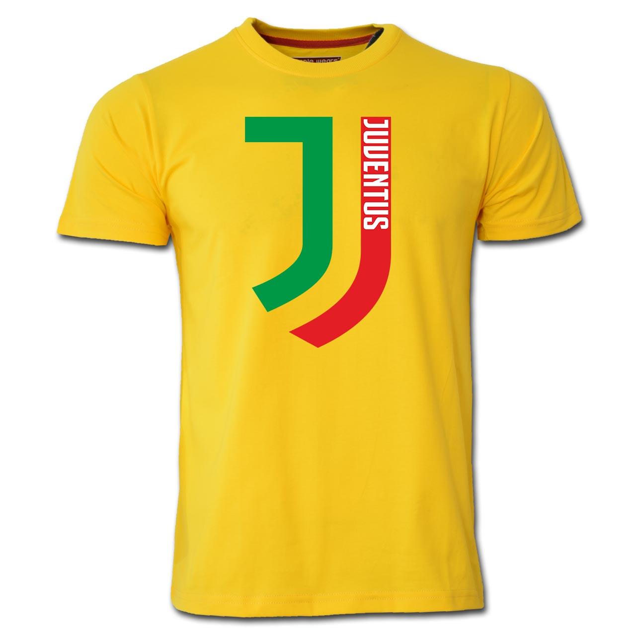 عکس تی شرت مردانه طرح یوونتوس کد 05A3