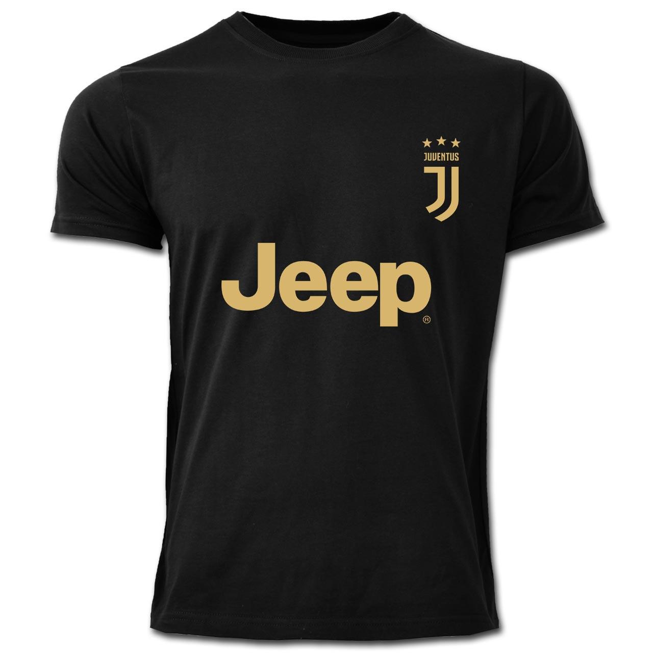 عکس تی شرت مردانه طرح یوونتوس کد 09A1