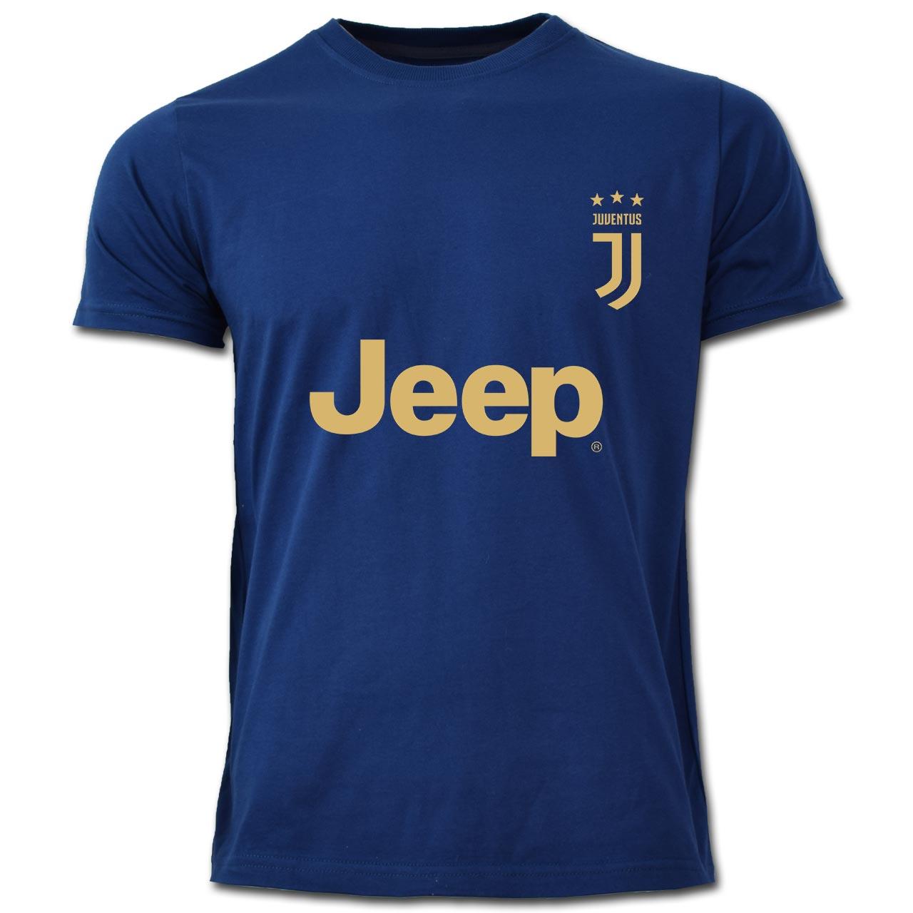 عکس تی شرت مردانه طرح یوونتوس کد 09A2