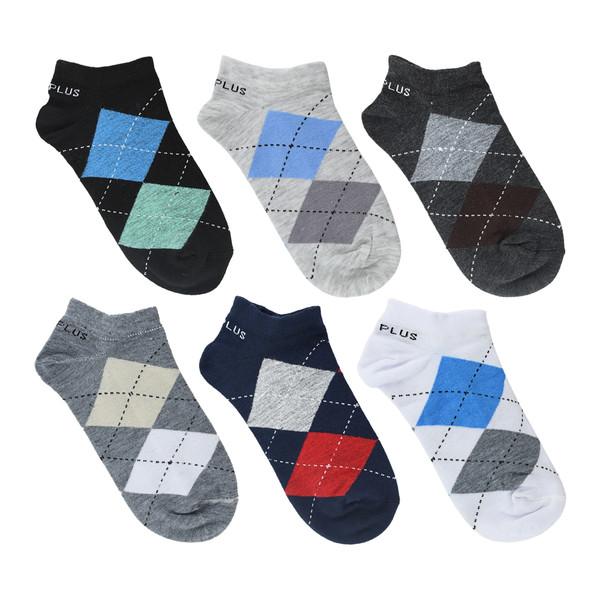 جوراب مردانه فیرو پلاس کد FP3100 مجموعه 6 عددی