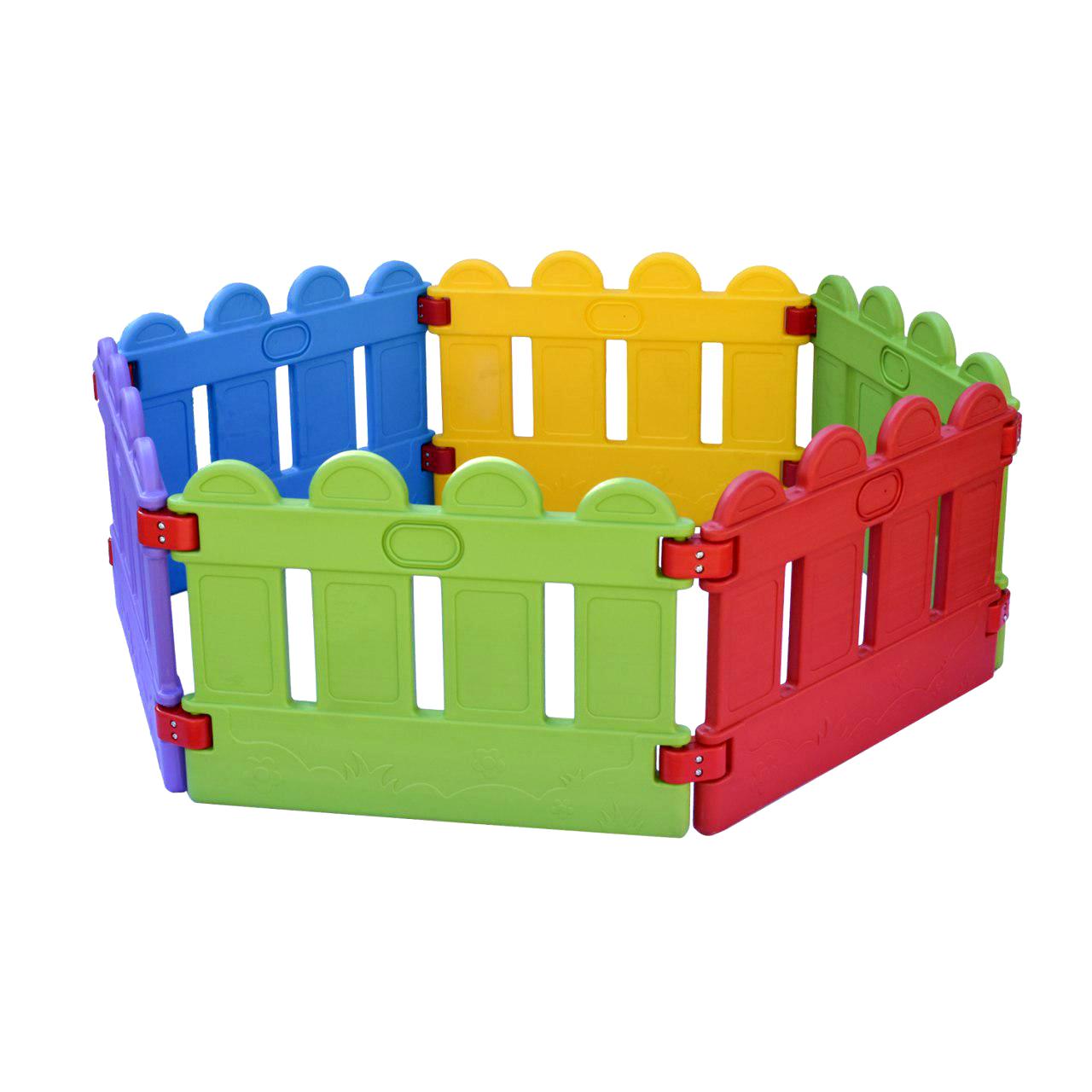 پارک بازی کودک طرح نرده ای کد 5033