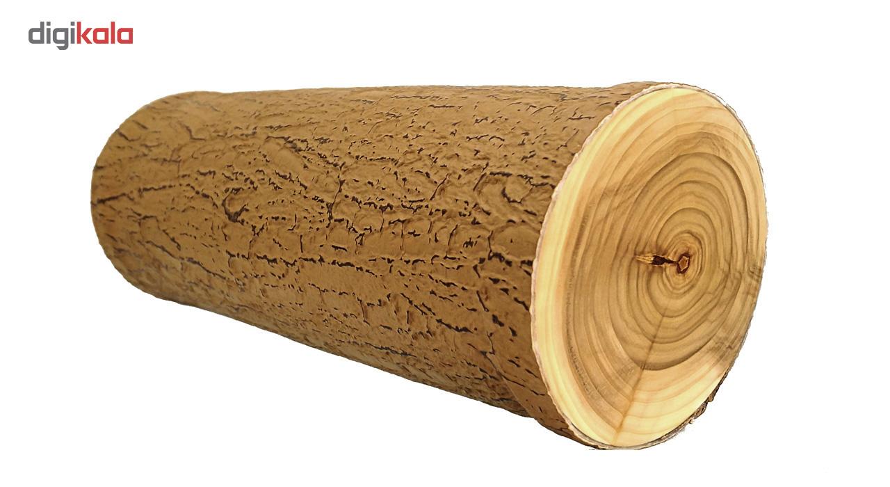جامدادی آواک طرح کنده درخت مدل 1012