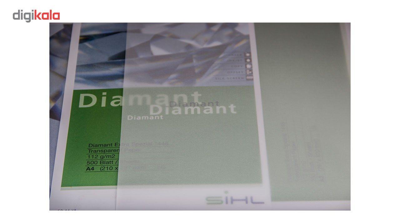 کاغذ کالک سیل مدل دیاموند سایز  A4 بسته 500 عددی main 1 2