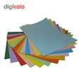 کاغذ رنگی A4 سیتی پیپر 13 رنگ  کد 1013بسته 104 برگی سایز 104 برگ thumb 1