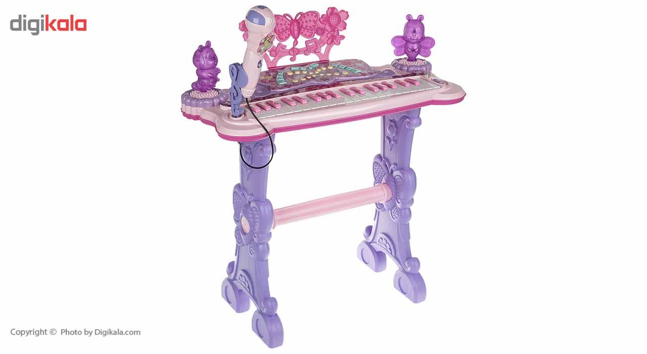اسباب بازی پیانو مدل6618