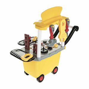 ست ابزار کودک مدل Tool Storage Trolley